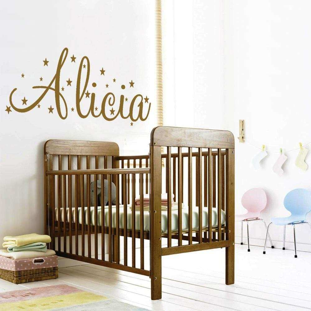 Personalised Name Stickers For Walls Home Design