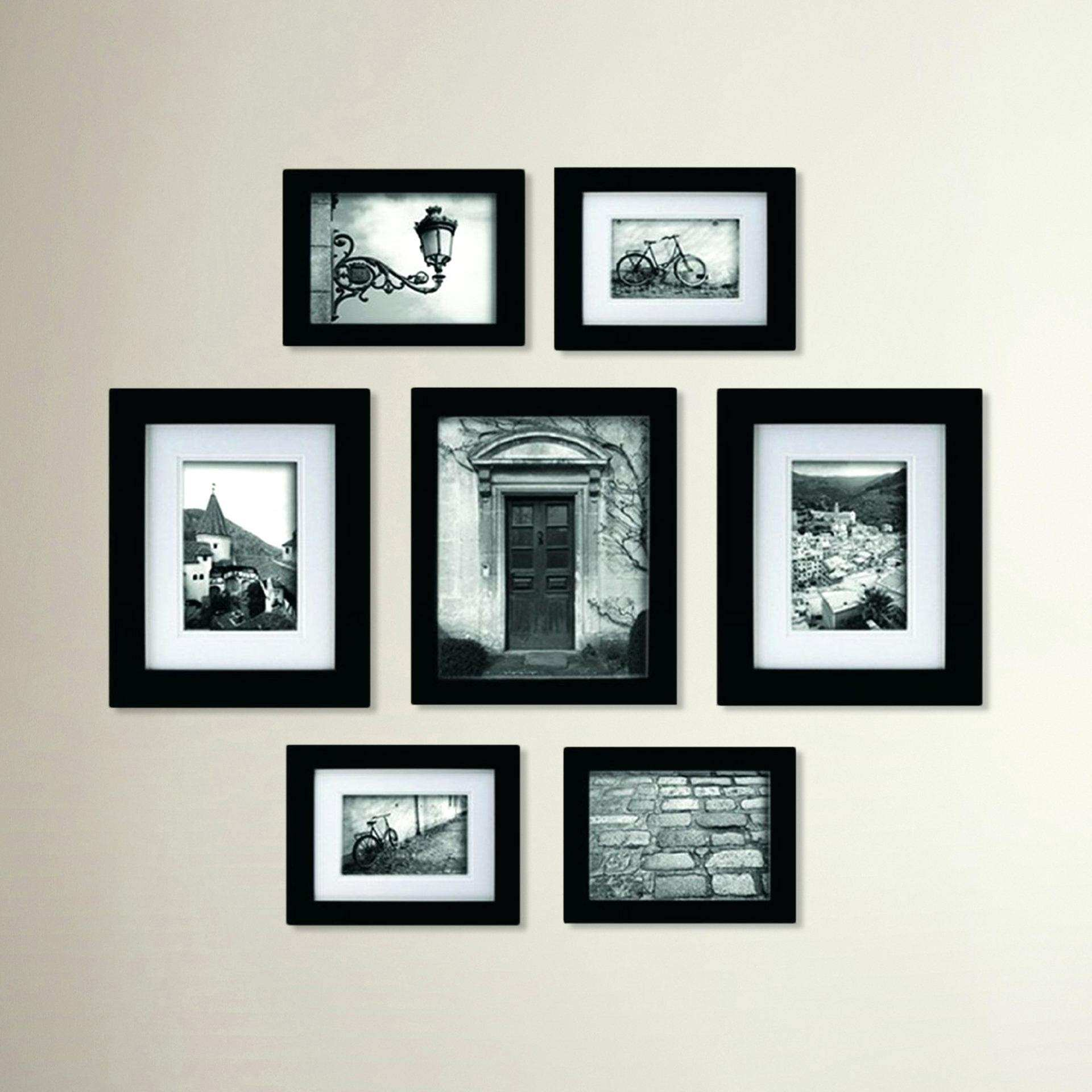 Picture Frame Set Wall Gallery Inspirational Picture Frame Gallery ...