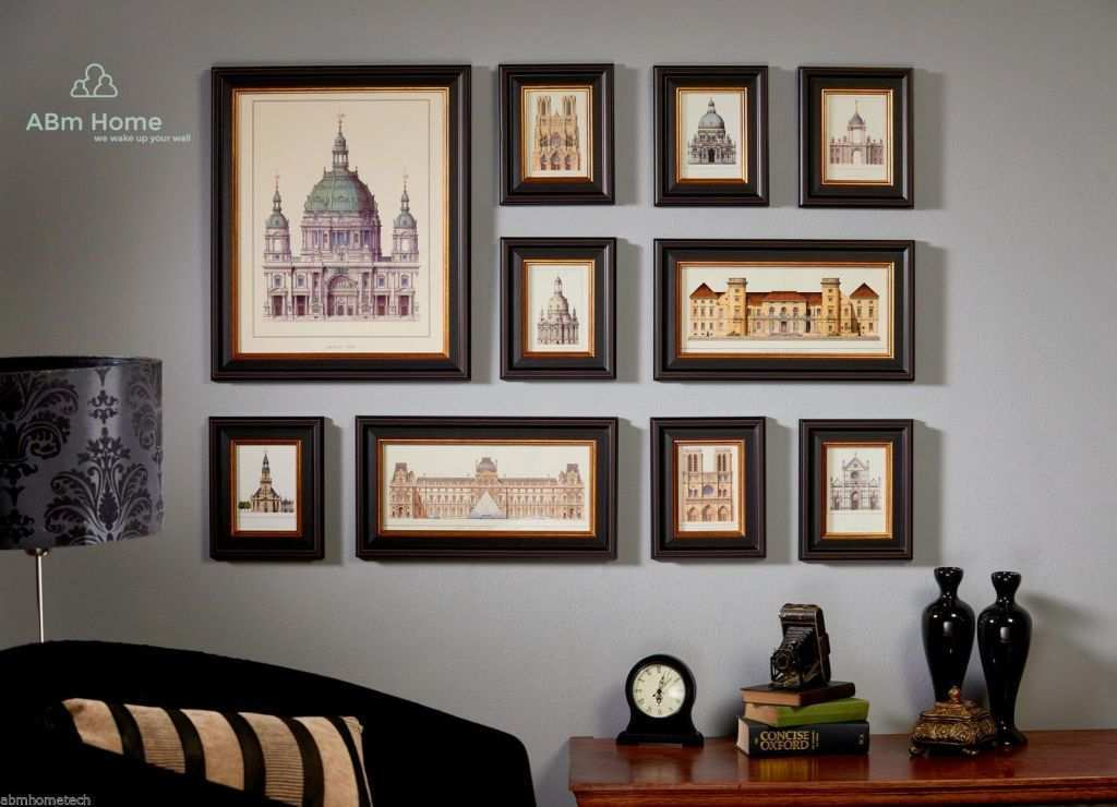 Free Download Image Unique Picture Frame Wall Ideas For Decorating