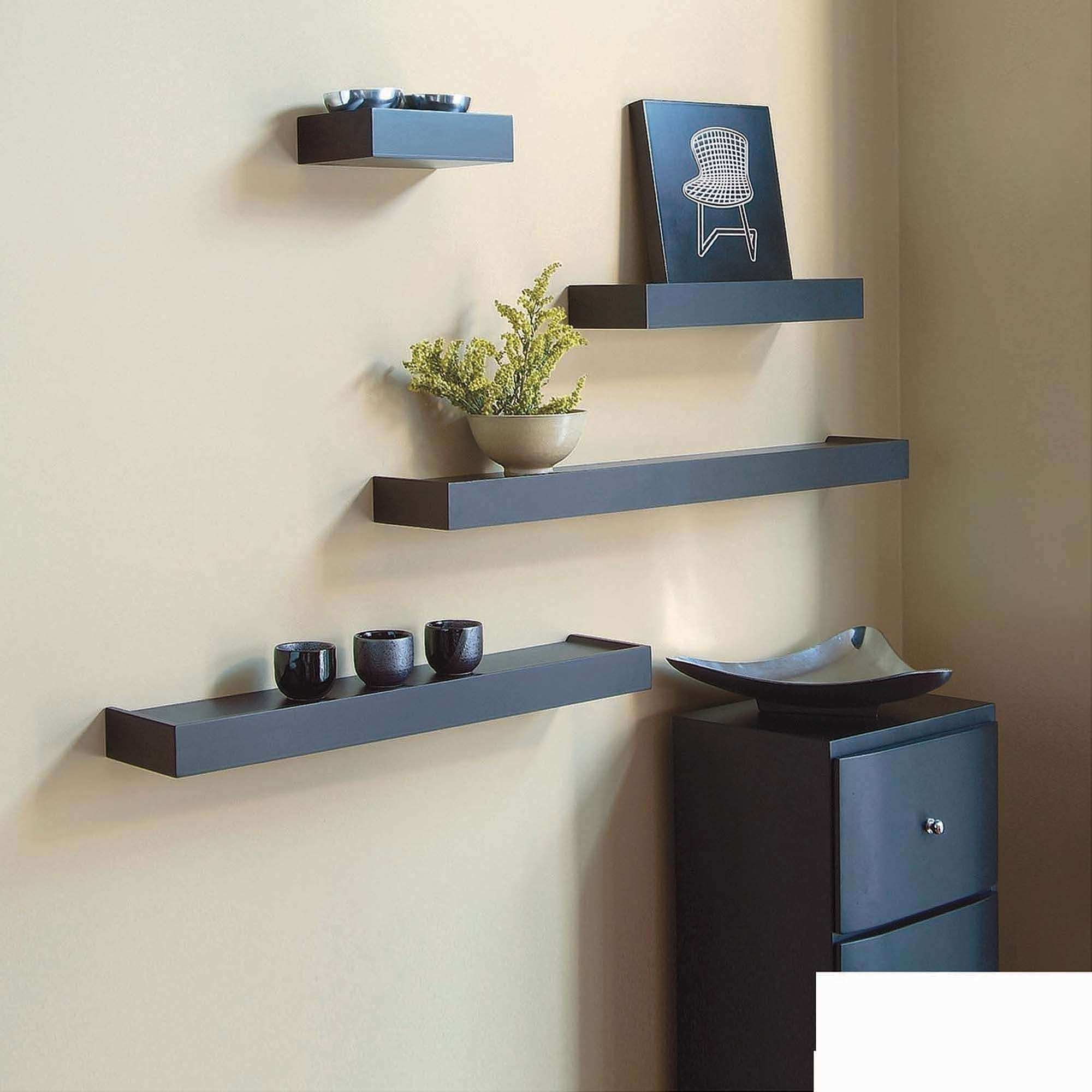 Threshold Wall Shelf Set With Frames