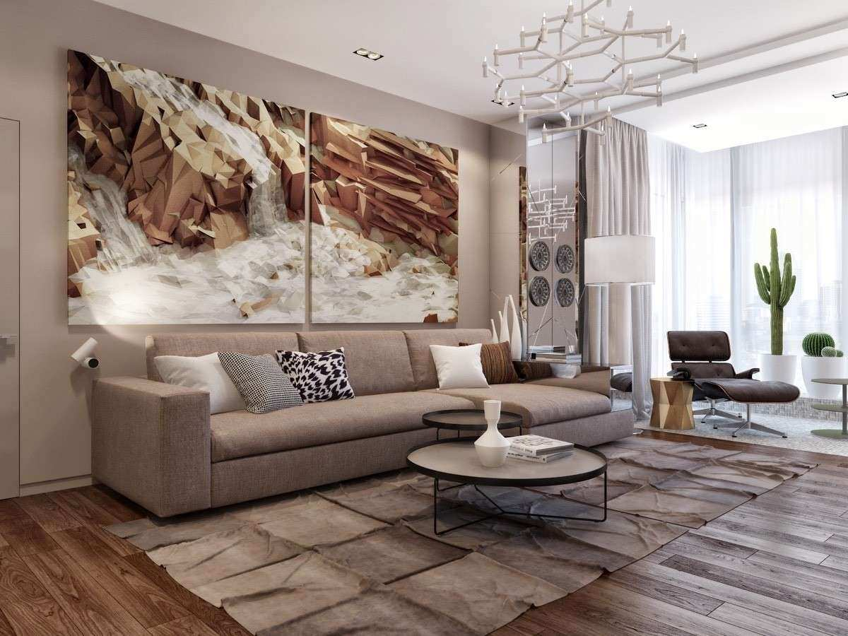 Home Design 79 Charming Wall Art Ideas For s
