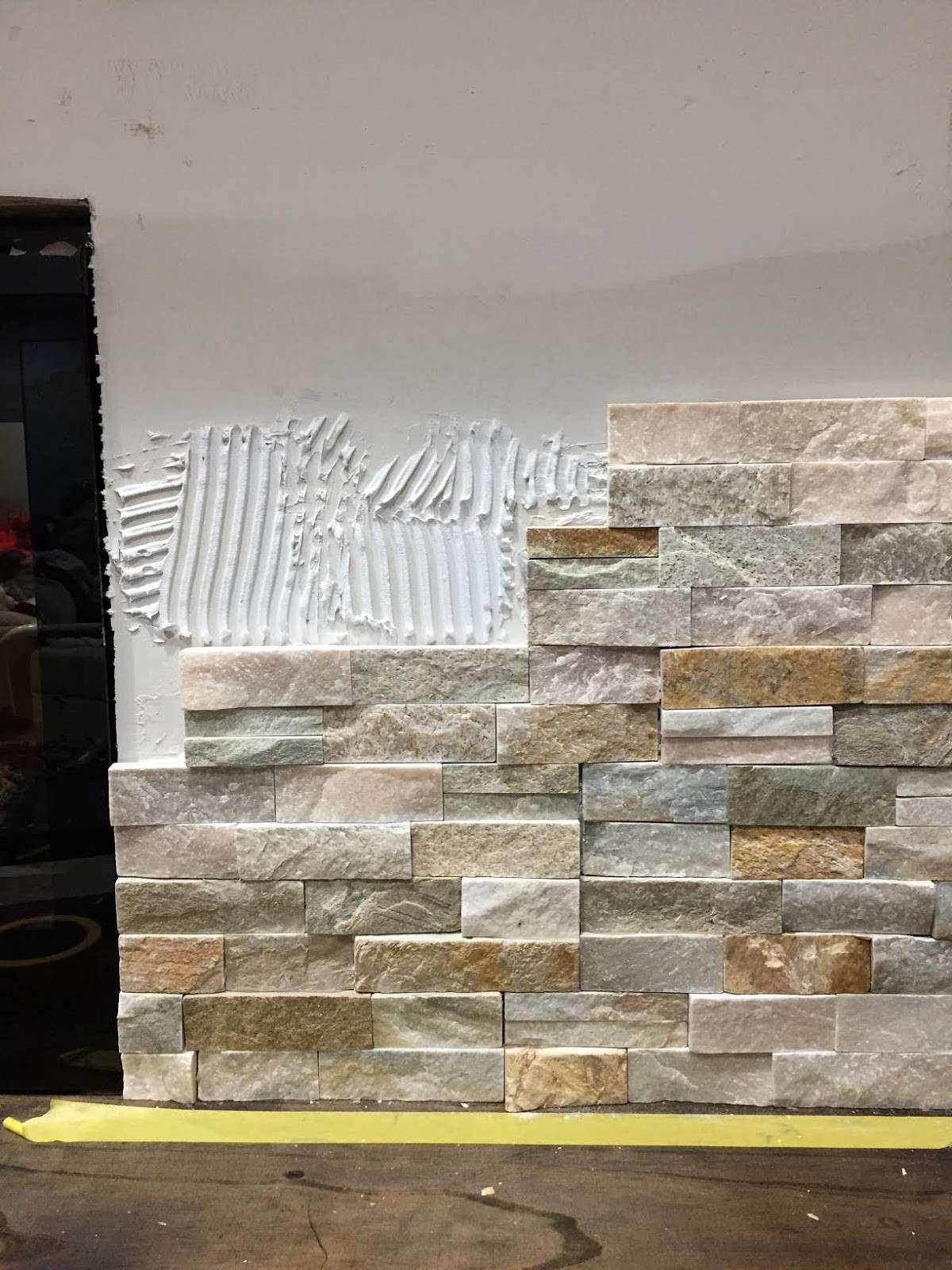 Picture Tiles for Walls Elegant How to Install Stacked Stone Tile On ...