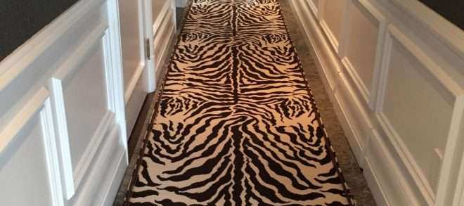 Pictures for Hallway Walls Fresh S Hgtv White Wainscoting Charcoal Gray Walls and Zebra Runner