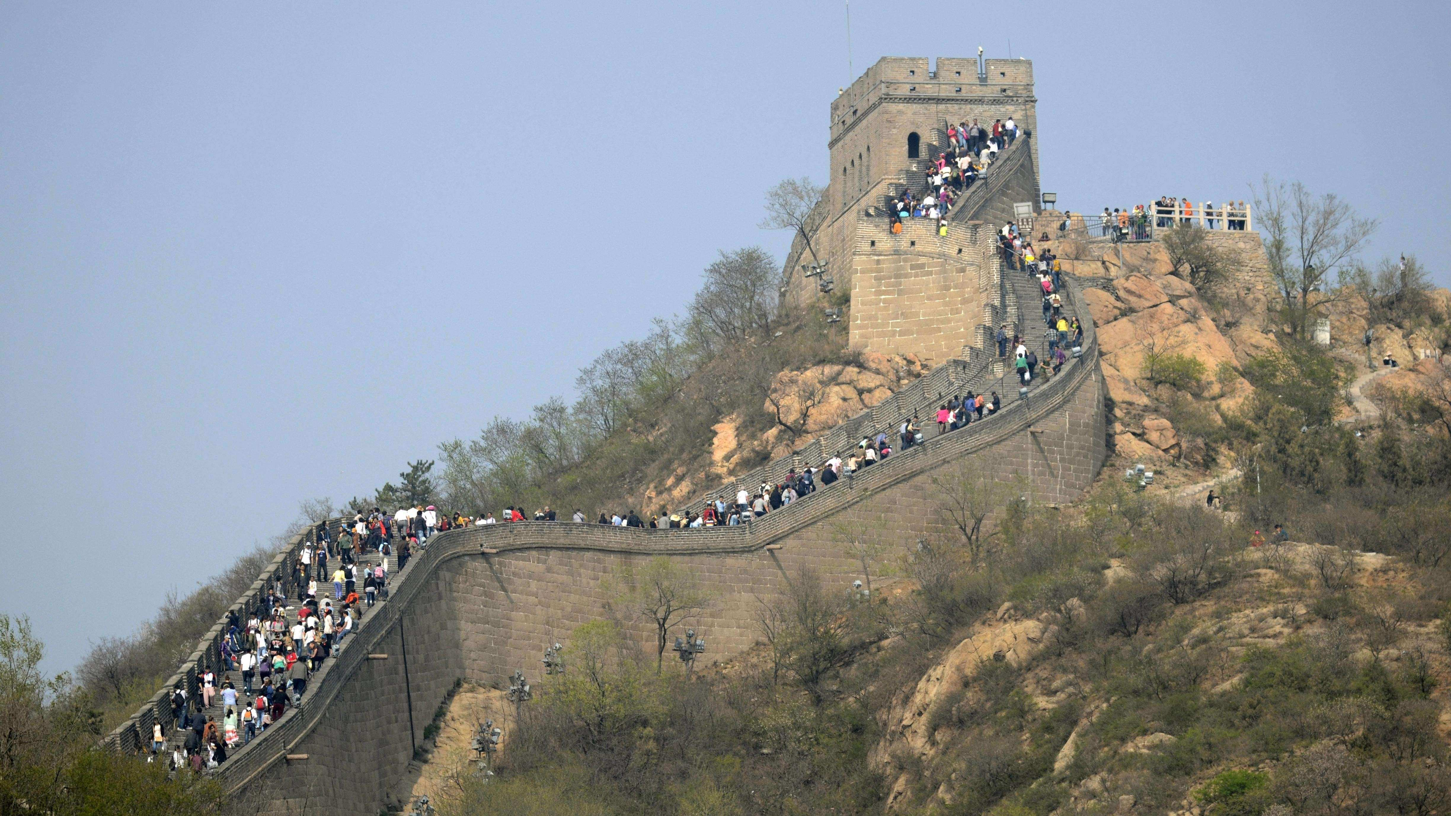Fodor s tells tourists to avoid Great Wall of China and Taj Mahal in