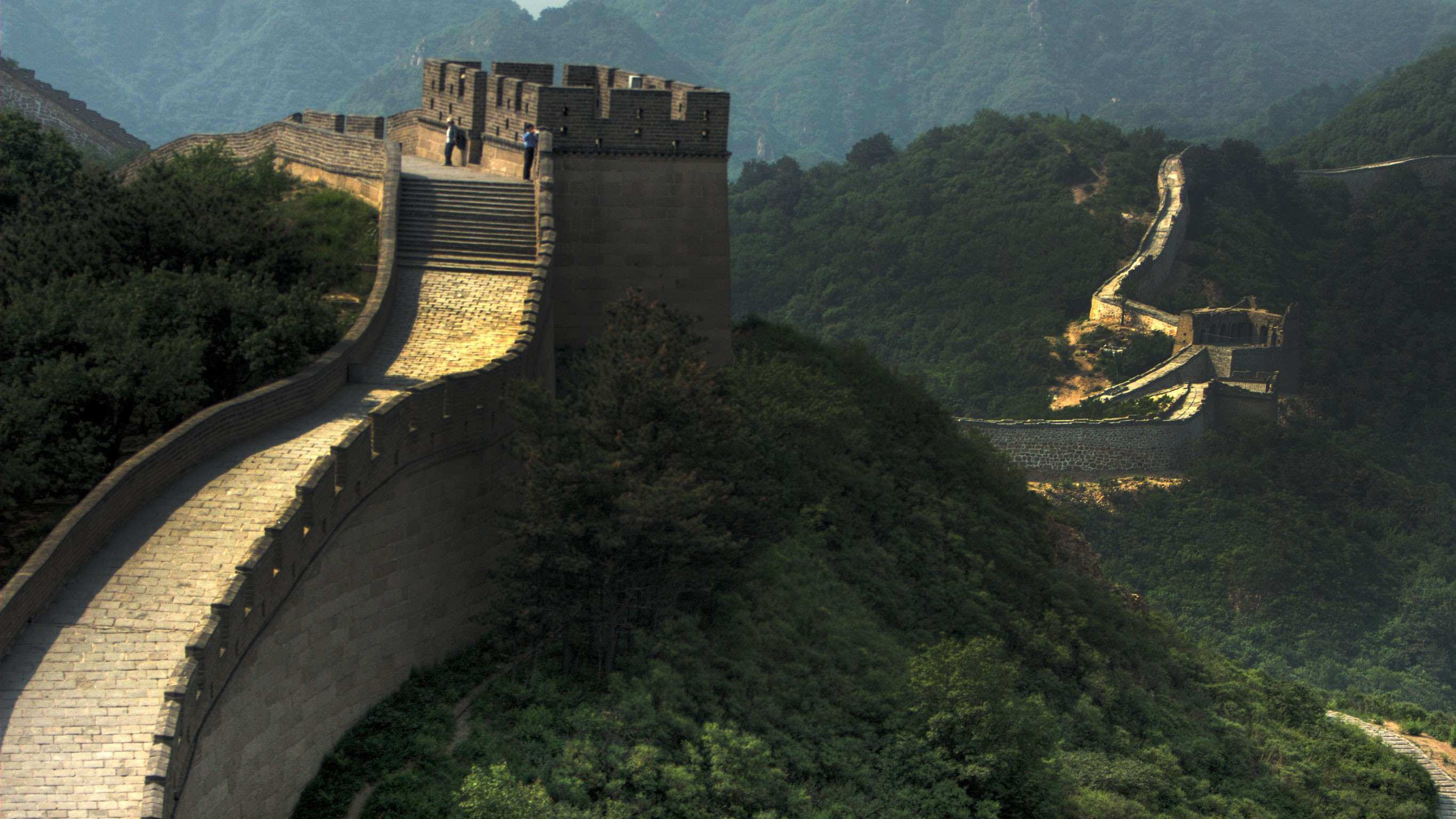 Visual Adventure The Great Wall of China G Adventures