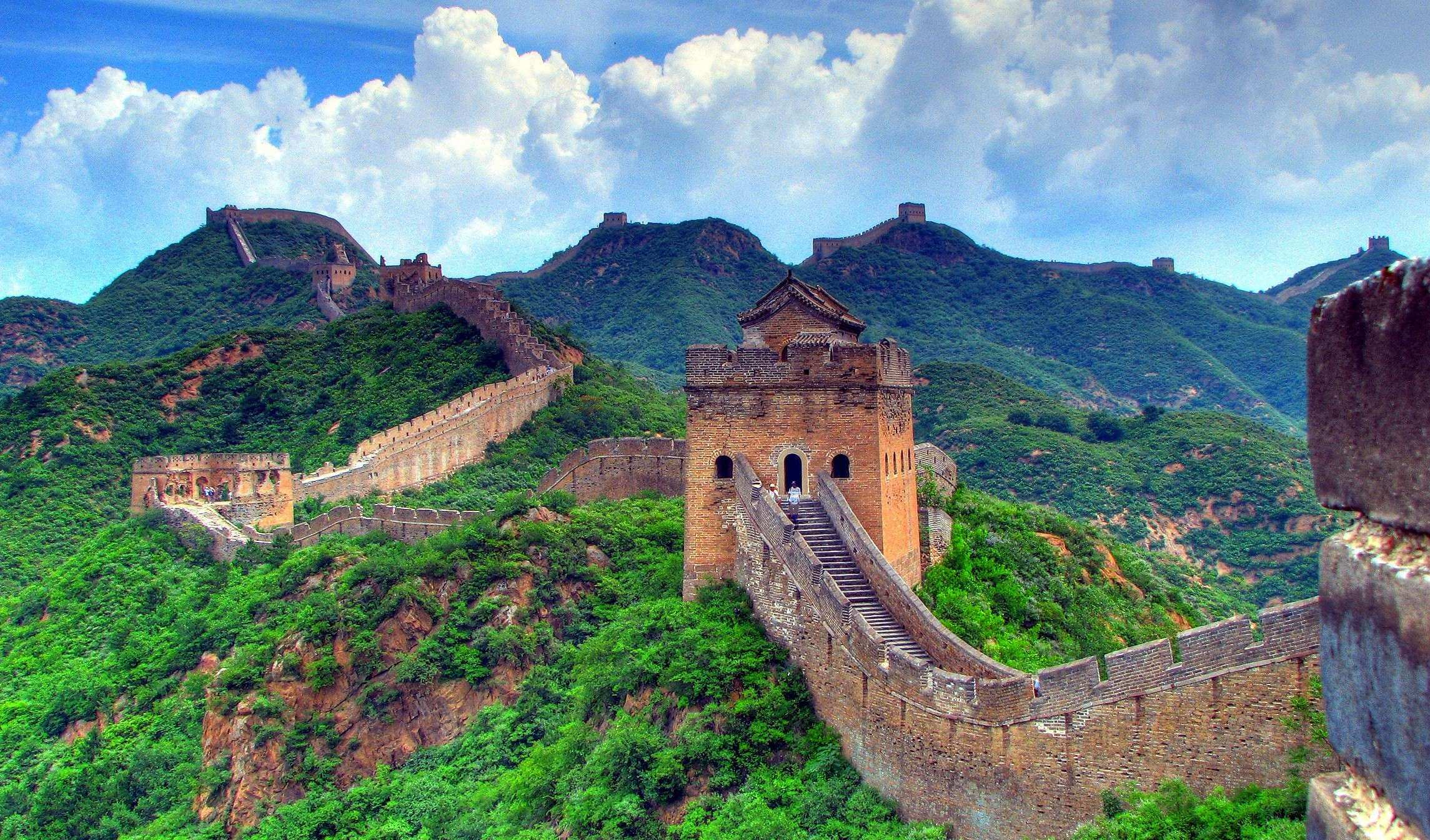 The Great Wall of China Asiaculture