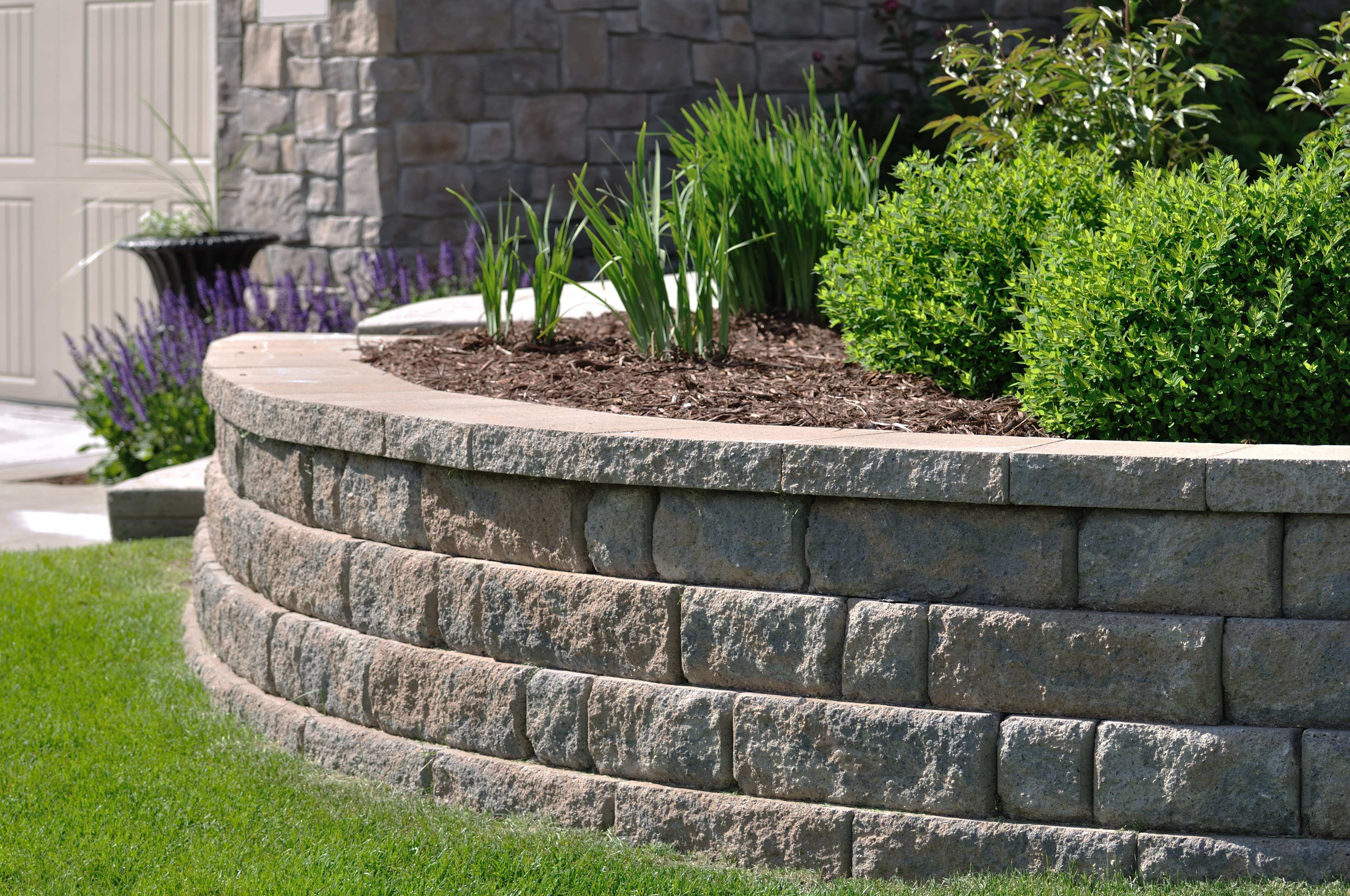 The Benefits of a Retaining Wall Atlantic Maintenance Group