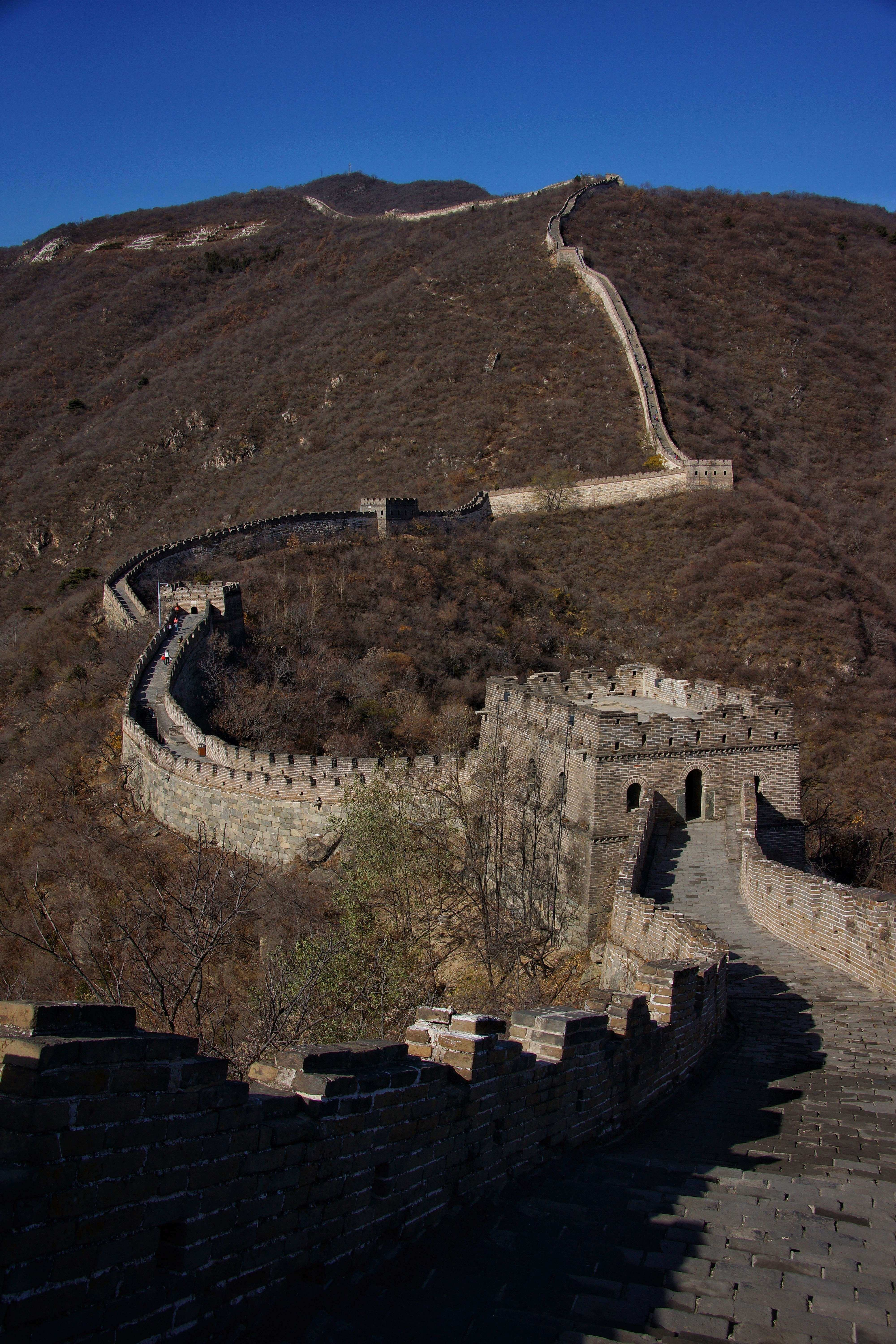 Travel Guide The Great Wall of China Angelina Around the World Blog