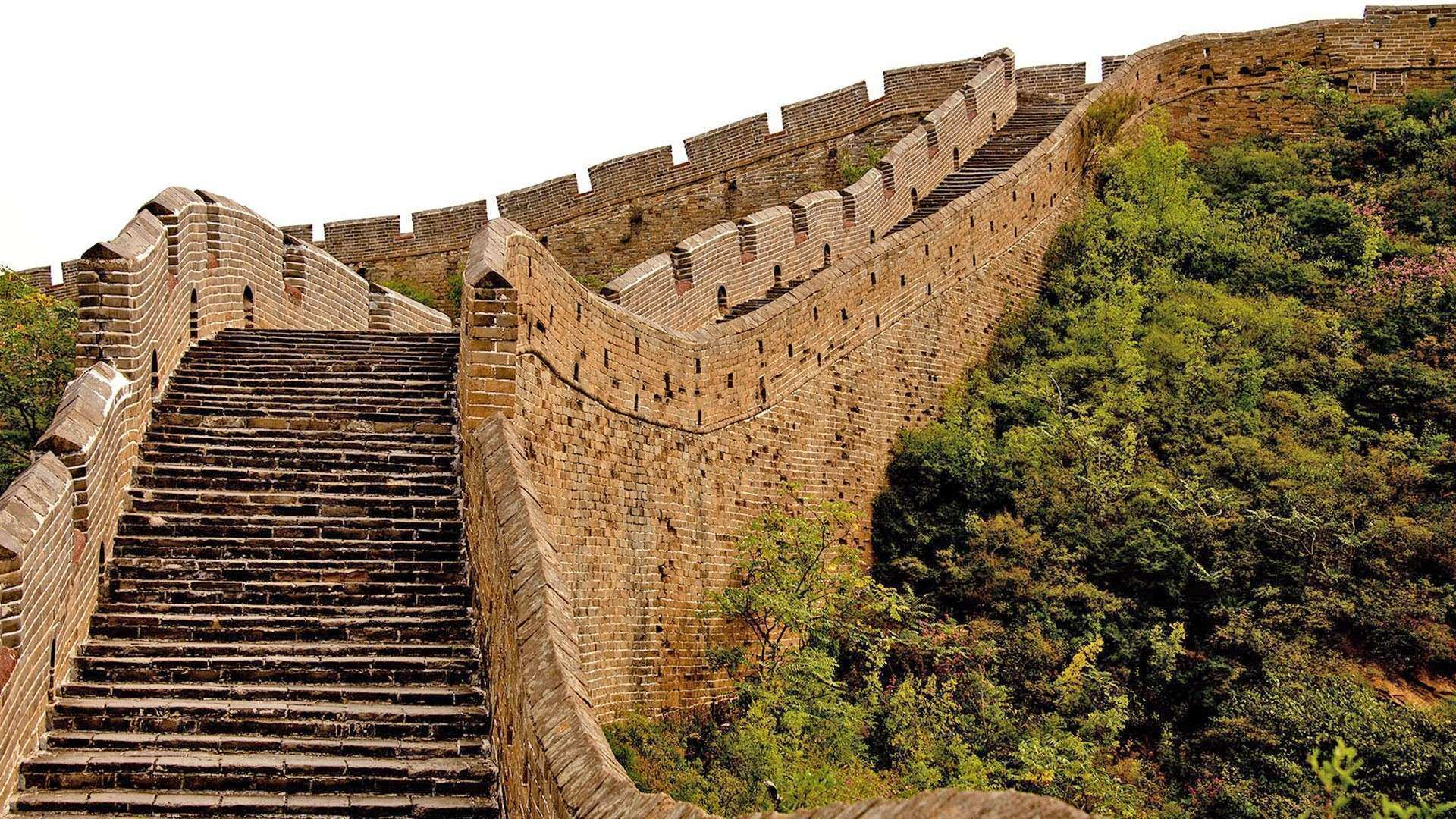 The Great Wall of China The Hidden Story All 4