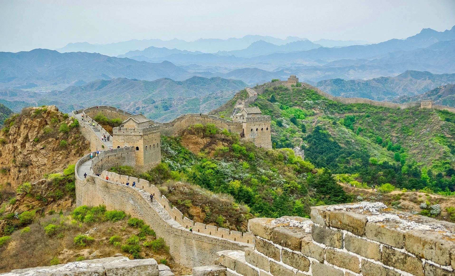 Running the Great Wall of China Marathon for AUPA