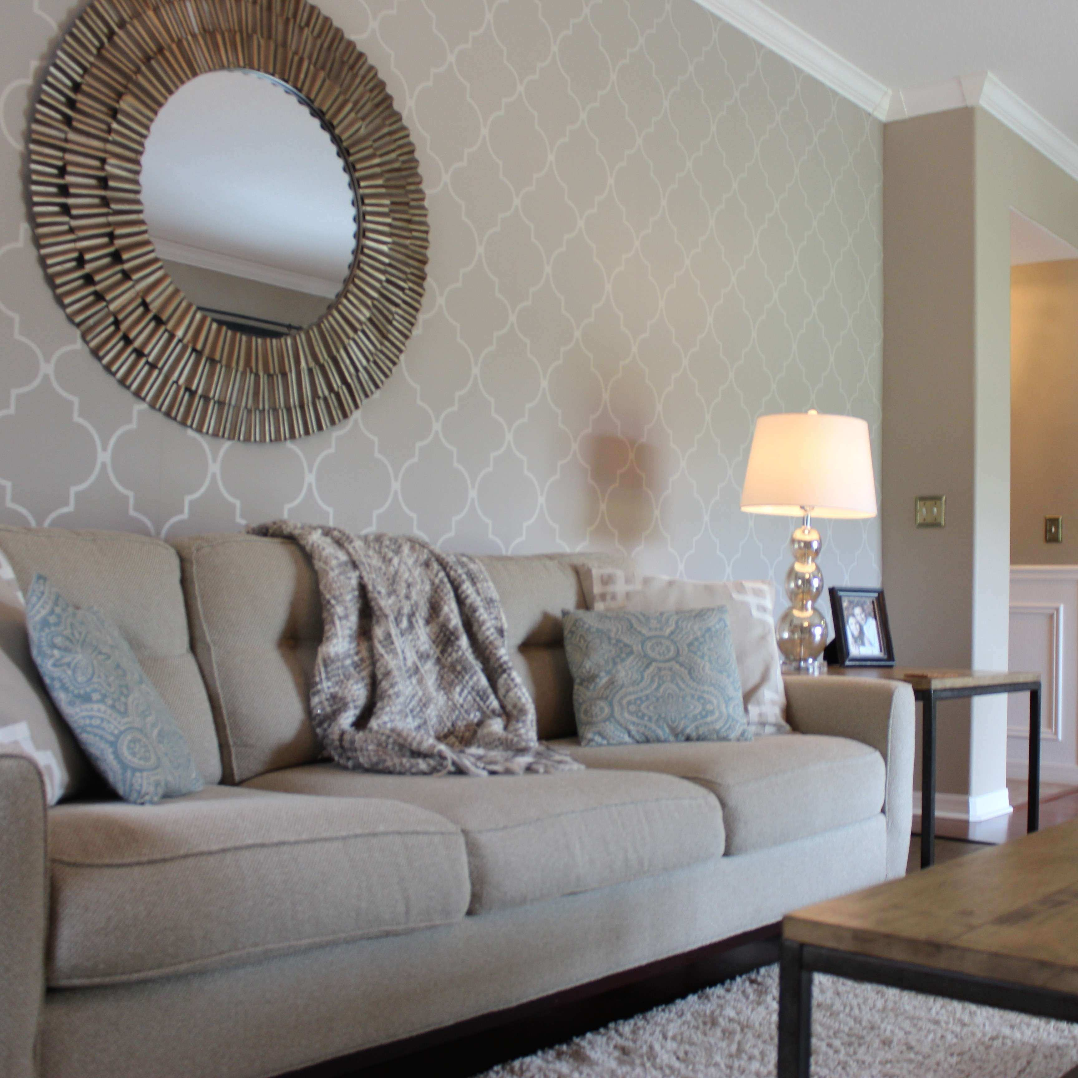 Living Room Living Room Accent Wall Ideas Accent Wall Decor Ideas