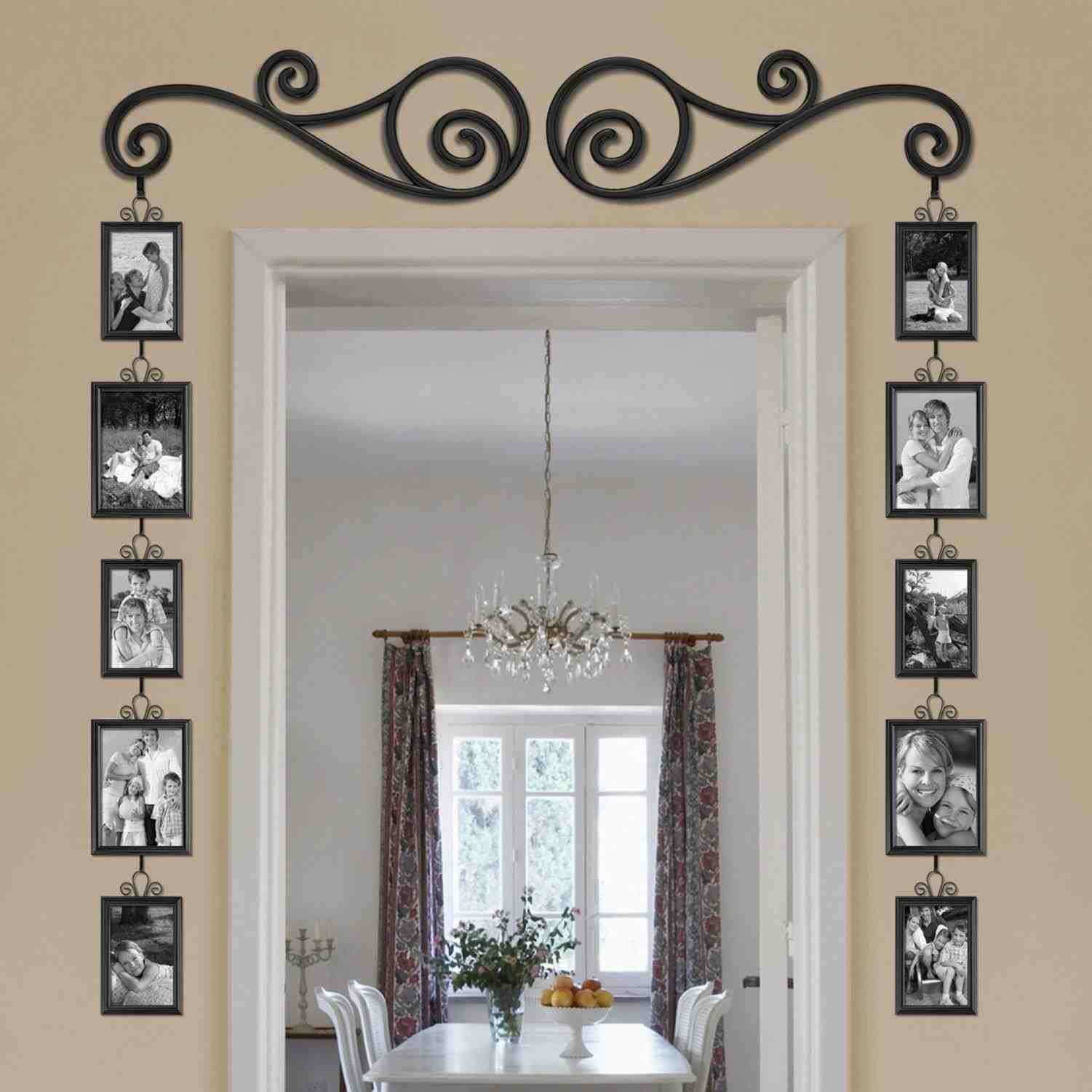 The Collection of Could hang on either hanging bedroom wall