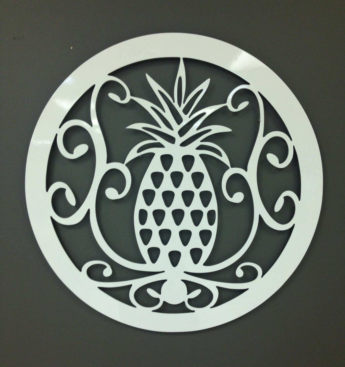 Pineapple Wall Decor Best Of Pineapple Metal Wall Art Handicrafts
