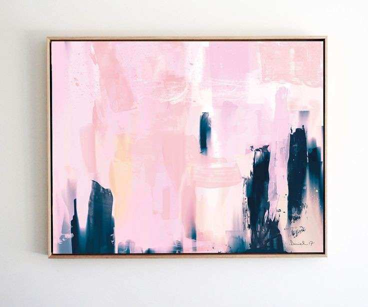 Best 20 Pink painting ideas on Pinterest