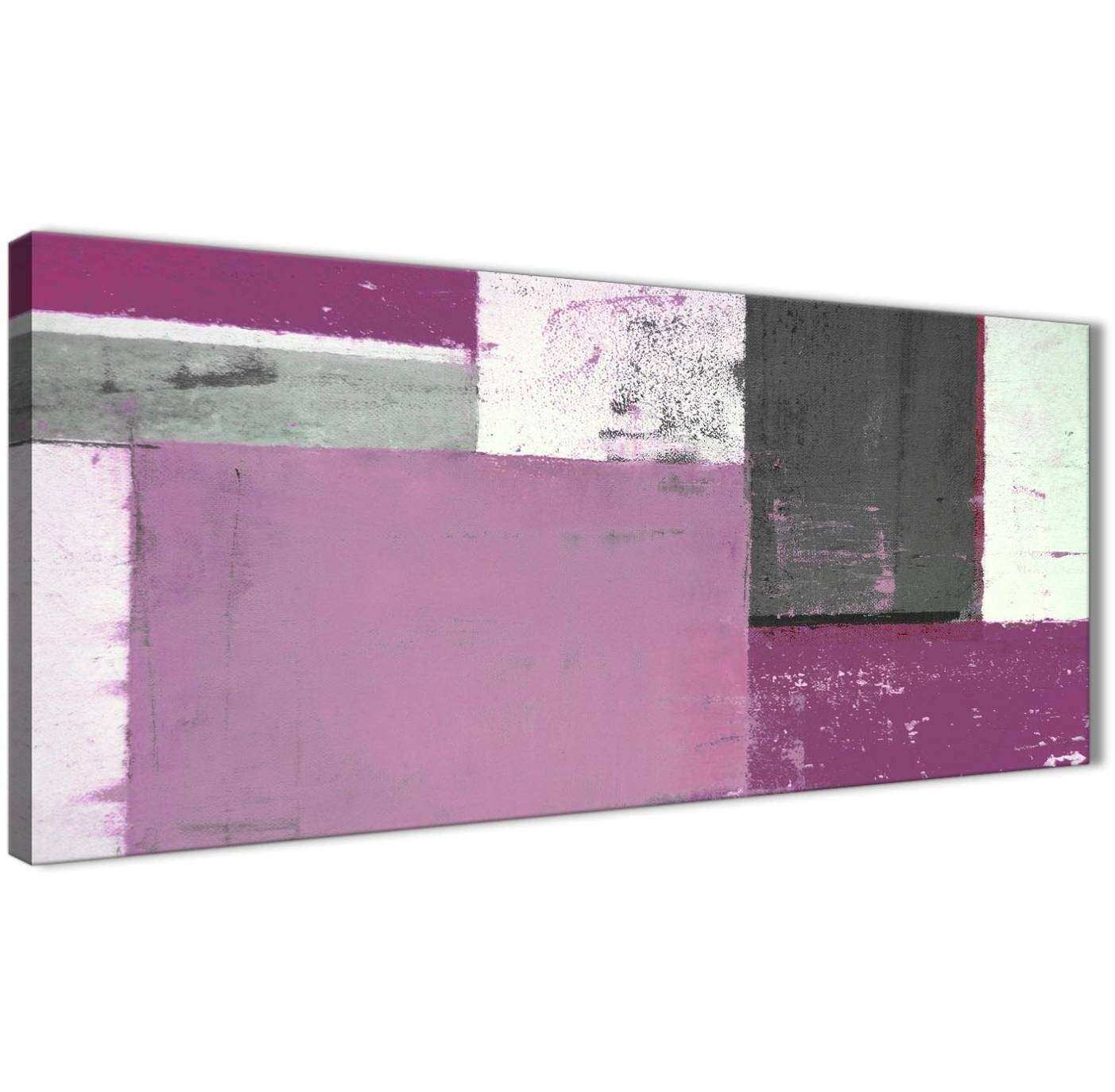 19 Collection of Purple And Grey Wall Art
