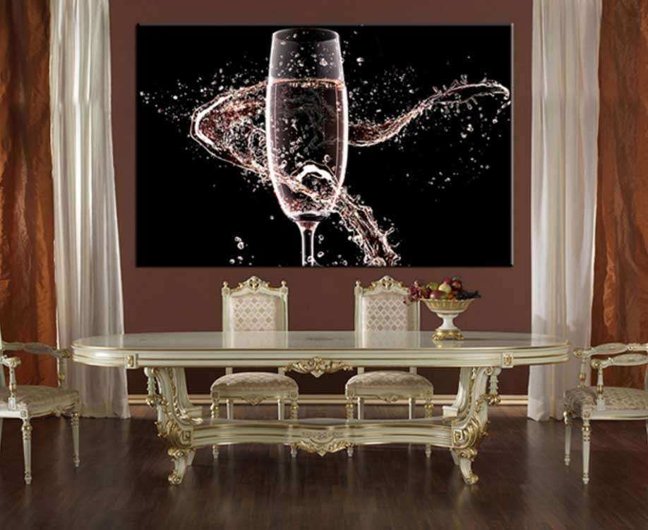 Rooms To Go Wall Art Beautiful Wine Decorating Dining Room Size
