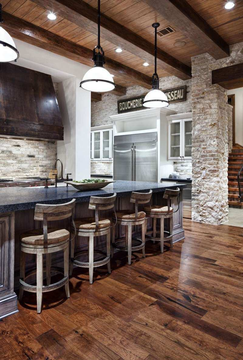 Rustic Texas Property With Contemporary Design And Luxury
