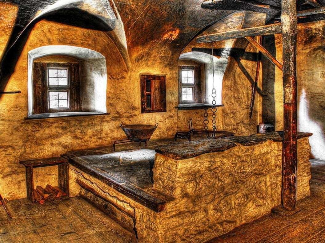 Interior Awesome Rustic Kitchens Design Ideas With Unique