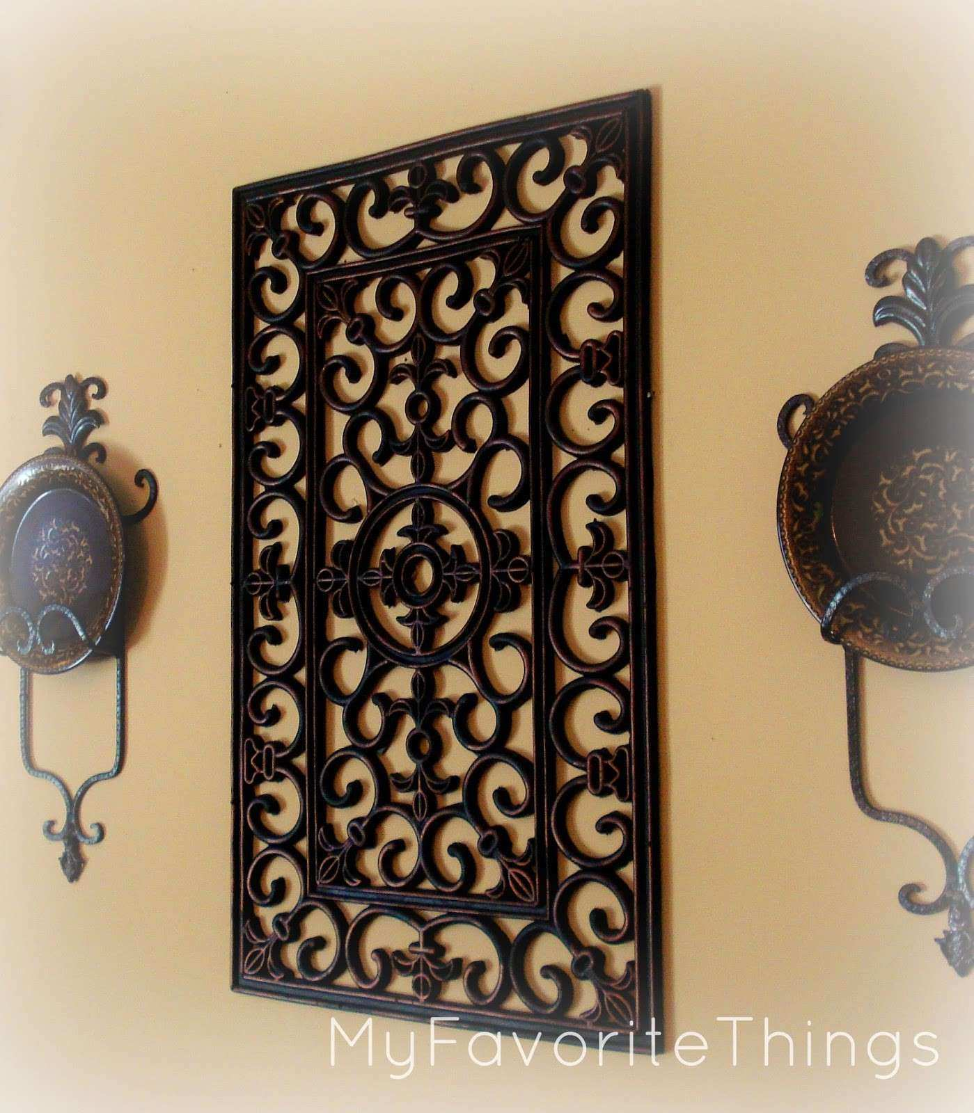 hit photos objects wrought images ideas wall panels decor tuscan and decorative iron