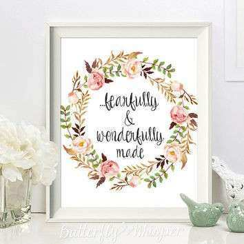 Best Scripture Wall Art Products on Wanelo