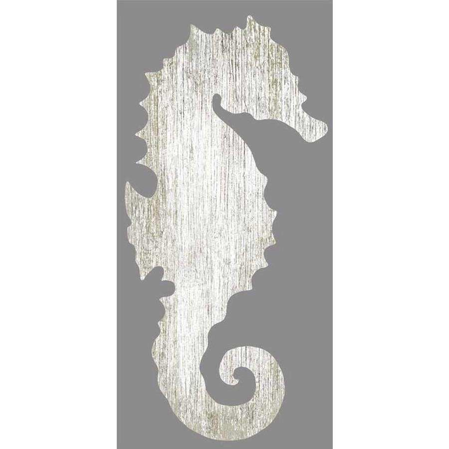 20 Inspirations Sea Horse Wall Art