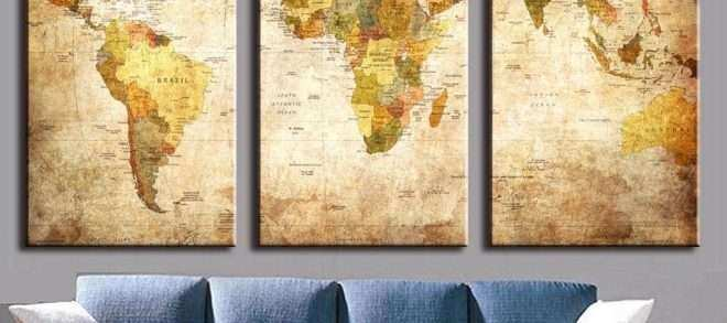 Set Of Three Wall Art Unique 20 the Best Canvas Wall Art 3 Piece ...