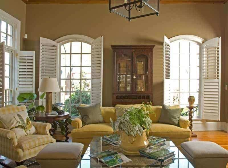 Shocking Plantation Shutters Decorating Ideas Gallery in