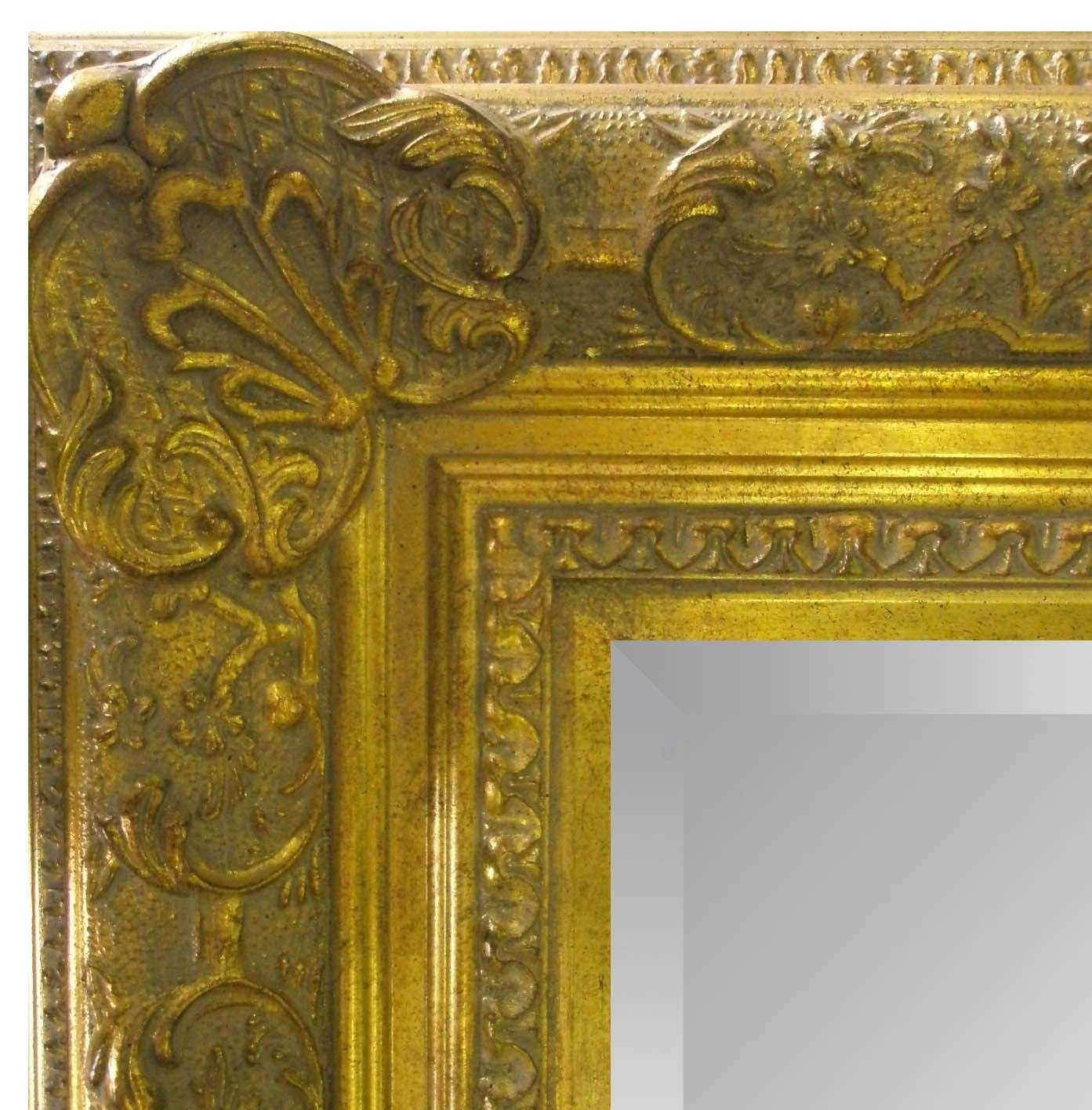 Silver Wall Mirrors Decorative New Decorative Antique Silver Wall ...
