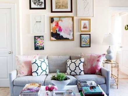 Simple Living Room Wall Decor Ideas Best Of Decorating Walls Pinterest Long Wall  Decorating