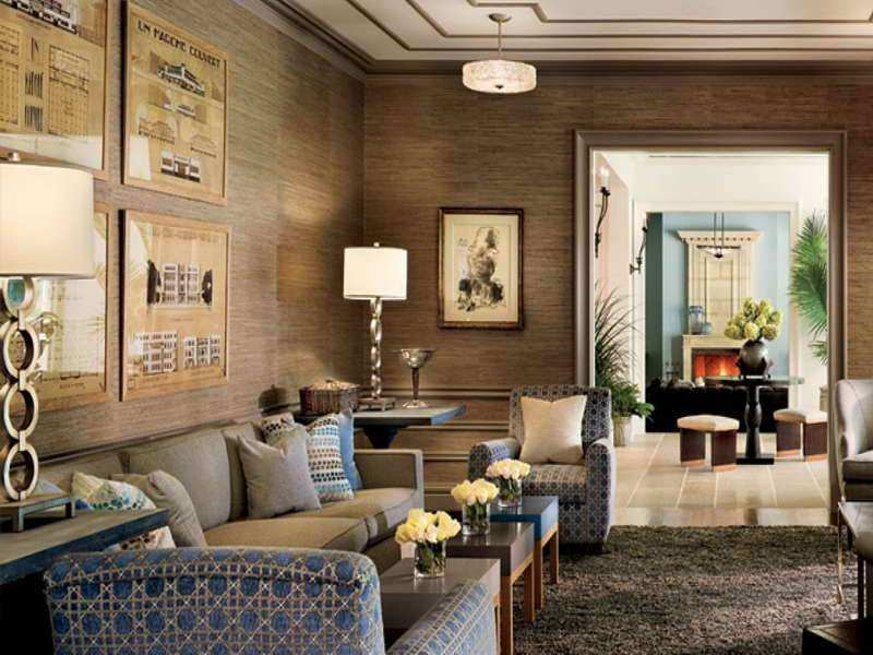 Ways to decorate your living room Home Round