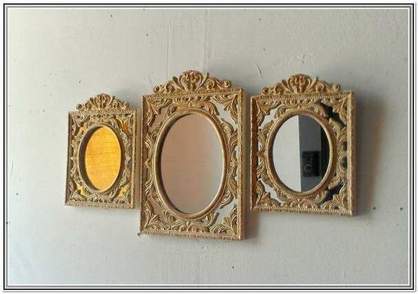 Small Decorative Wall Mirrors Unique Mirror Sets