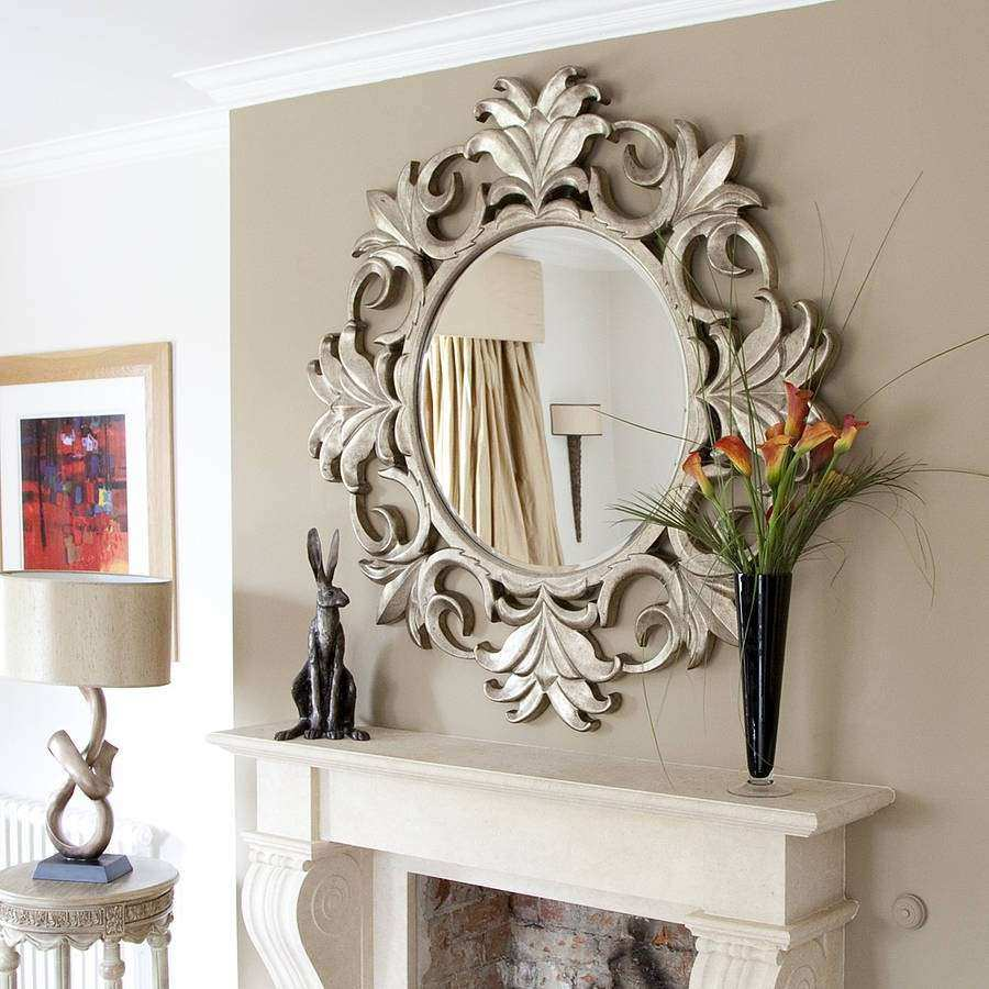 Wow factor wall mirrors