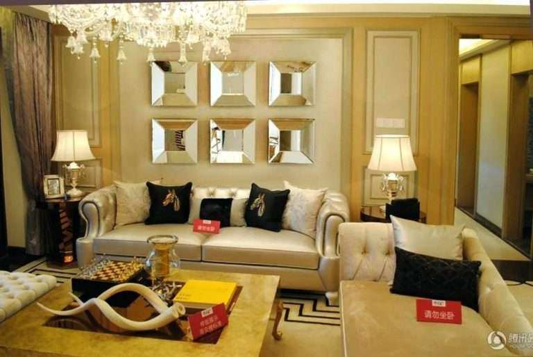 Square Mirror Wall Decor Ideas Awesome Mirror Wall Decor for Living ...