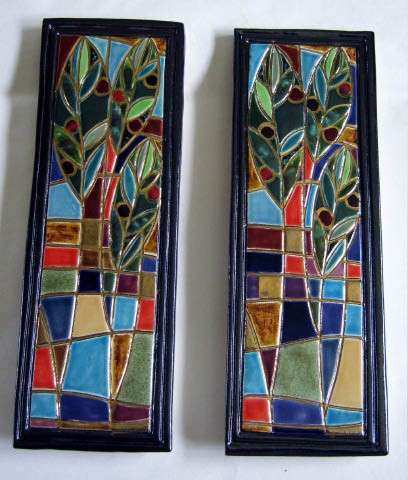Zspmed Of Stained Glass Wall Art