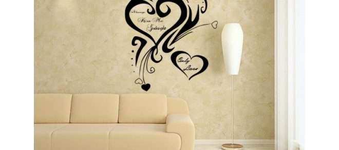 Sticker Wall Art New Bedroom Wall Art Stickers | Wall Art Ideas
