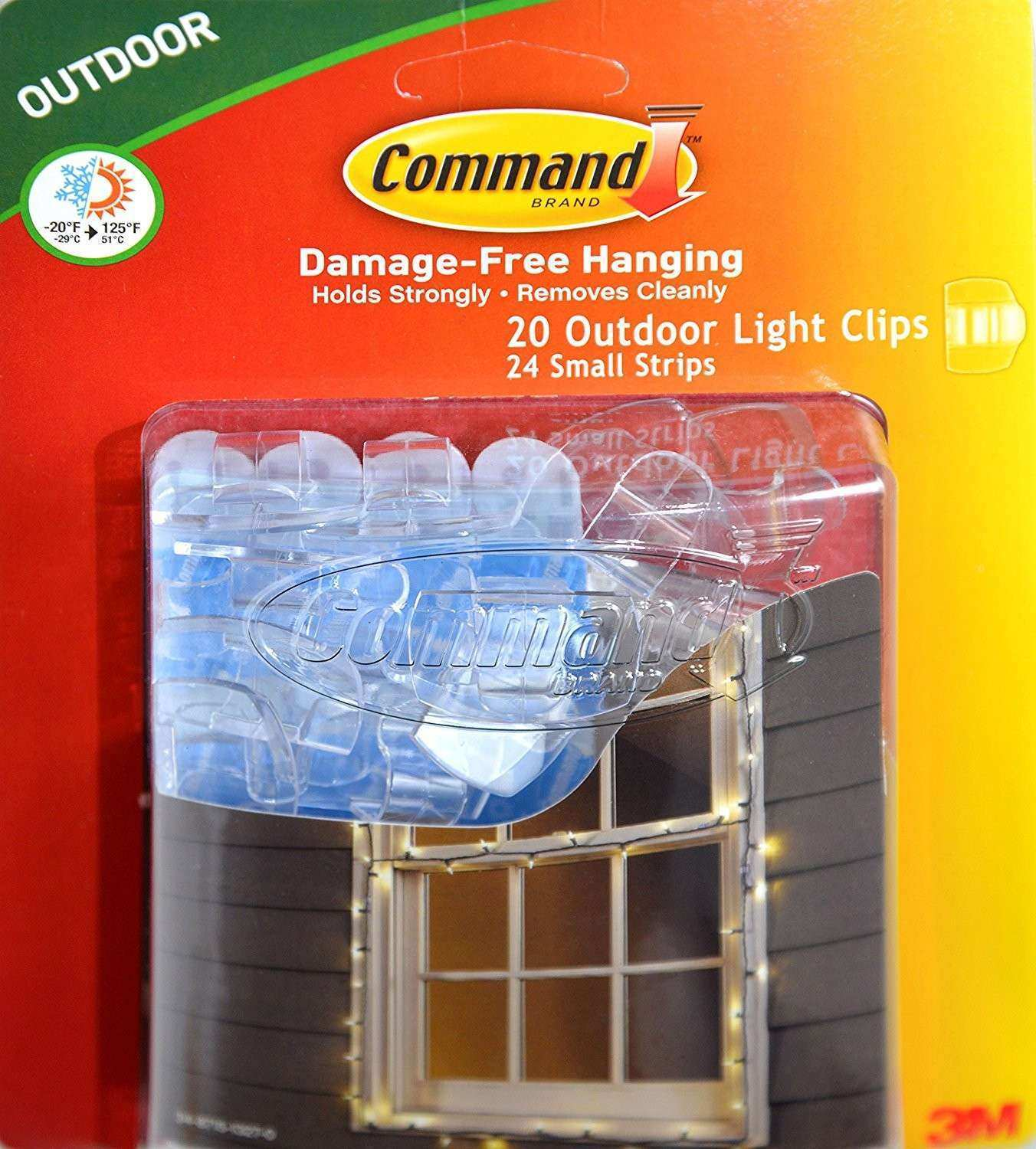 Amazon mand Clips for Hanging Outdoor String Lights 20