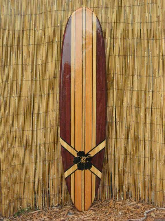 Surfboard Wall Decor Unique Wooden Decorative Surfboard Wall Art Wall  Hanging Or Beach