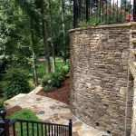 Tall Pictures For Walls New Retaining Walls Expand Landscaping Options Of Tall Pictures For Walls