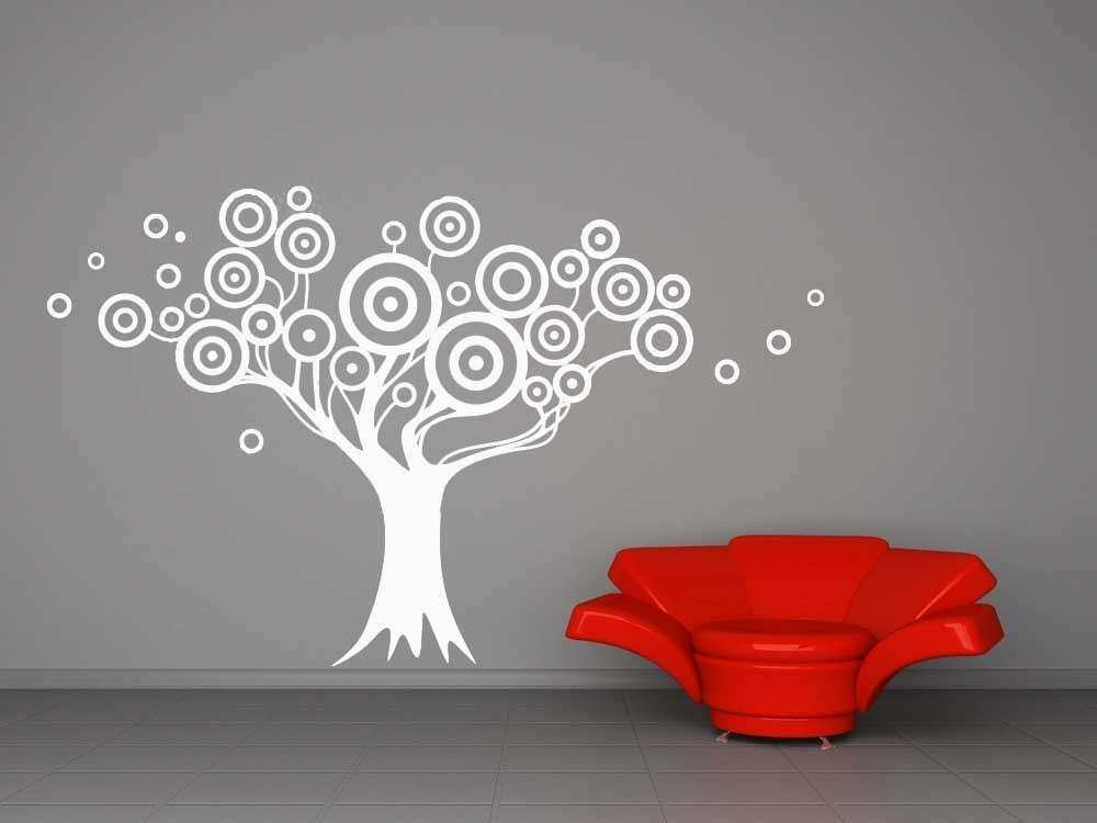 Fun Tar Tree Vinyl Wall Art Decal Decals Stickers