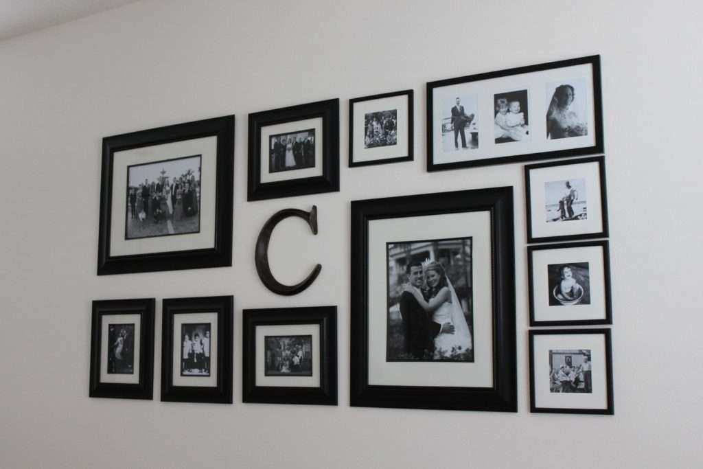 Target Wall Picture Frames Luxury Decorating Black Wooden Collage
