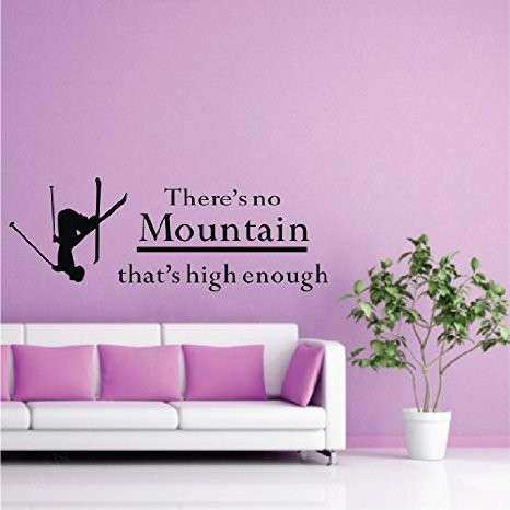Teen Girl Wall Decor Inspirational Wall Decals Quotes for Teenagers ...