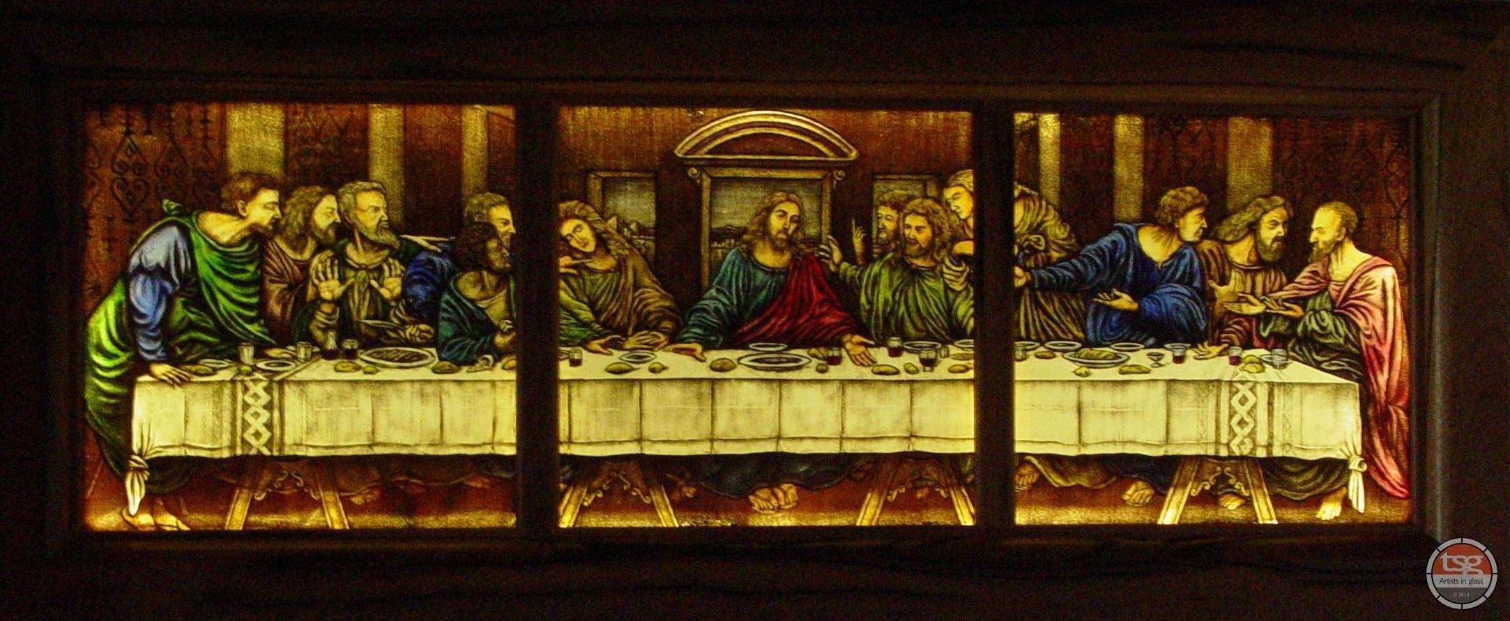 20 Inspirations of The Last Supper Wall Art