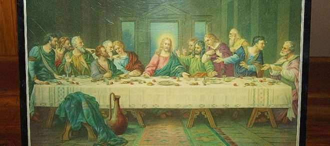 The Last Supper Wall Decor Beautiful the Last Supper Wall Decor ...