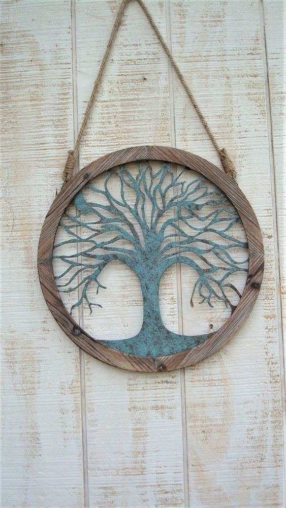 Tree Of Life Metal Wall Art Inspirational Best 20 Metal Tree Wall Art Ideas On Pinterest