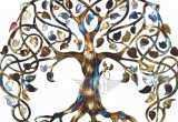 Tree Of Life Metal Wall Decor Beautiful Infinity Tree Tree Of Life Metal Wall Art Metal Tree Art