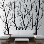 Awesome Tree Wall Decor Stickers