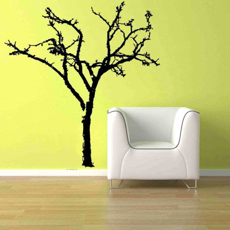Enchanting Removable Wall Decor Stickers Component - Art & Wall ...