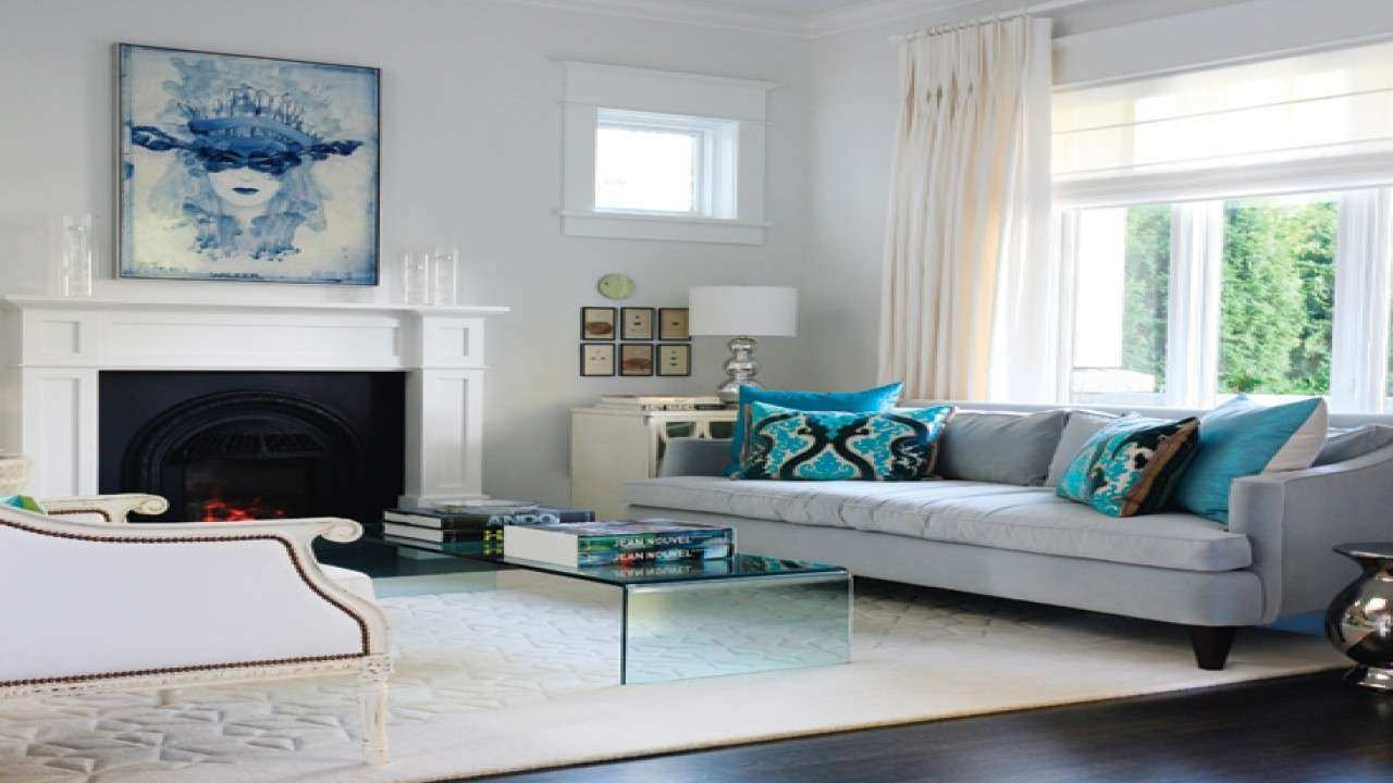 Think, Tiffany blue inspired bedroom pity