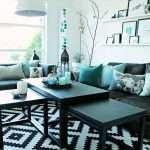 Turquoise Wall Decor Living Room Unique 25 Turquoise Living Room Design Inspired By Beauty Of Turquoise Wall Decor Living Room