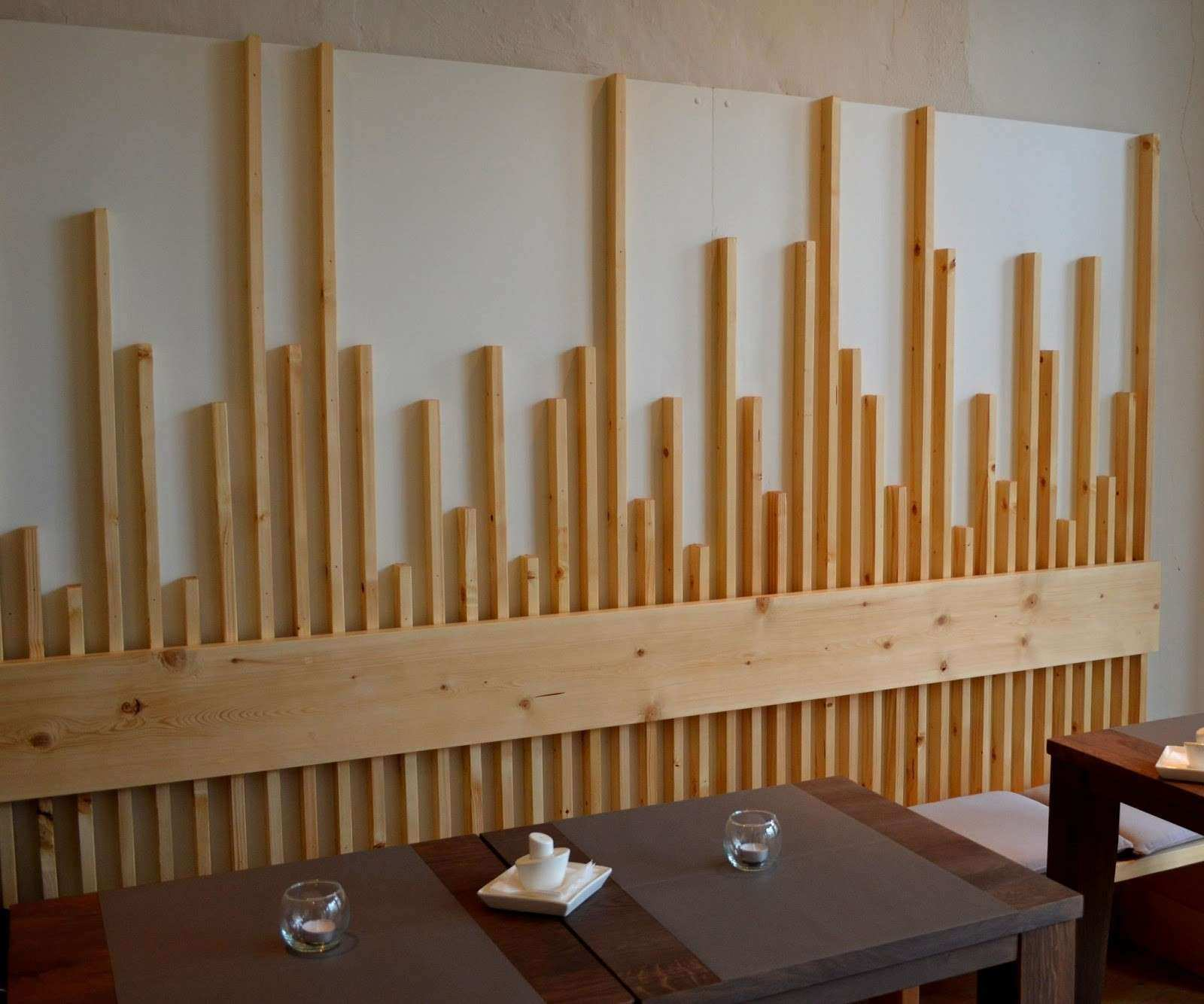 Trend Decoration Wood Slat Wall Home Design For And